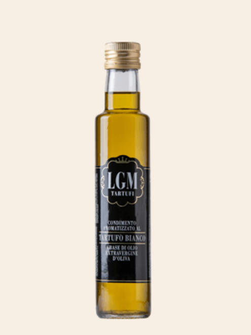 Picture of DRESSING WITH WHITE TRUFFLE FLAVOURING 250ml