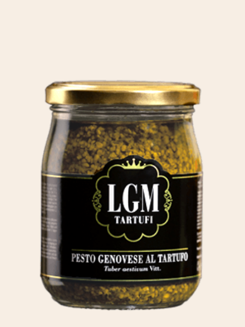 Picture of GENOESE PESTO  WITH TRUFFLE 500gr